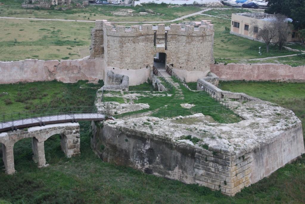 Area archeologica monumentale di Castello a Mare
