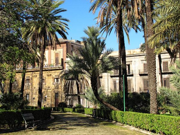 Area archeologica Villa Bonanno