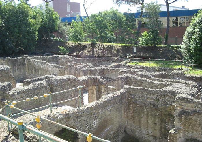 Area archeologica di Capo d'Orlando