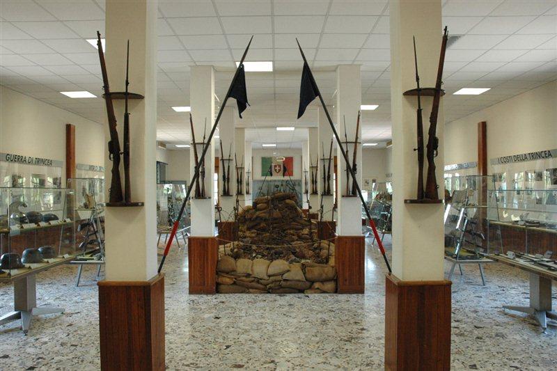 Museo del sacrario militare di Redipuglia