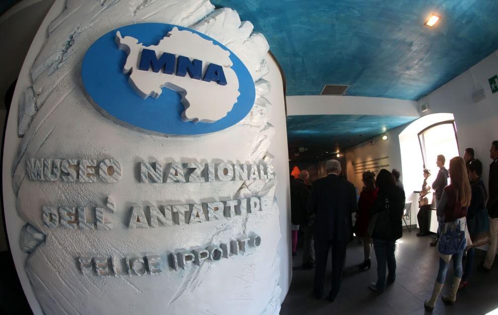 Museo nazionale dell'Antartide Felice Ippolito