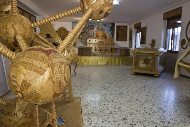 Museo di Comunità della Festa del Grano di Jelsi