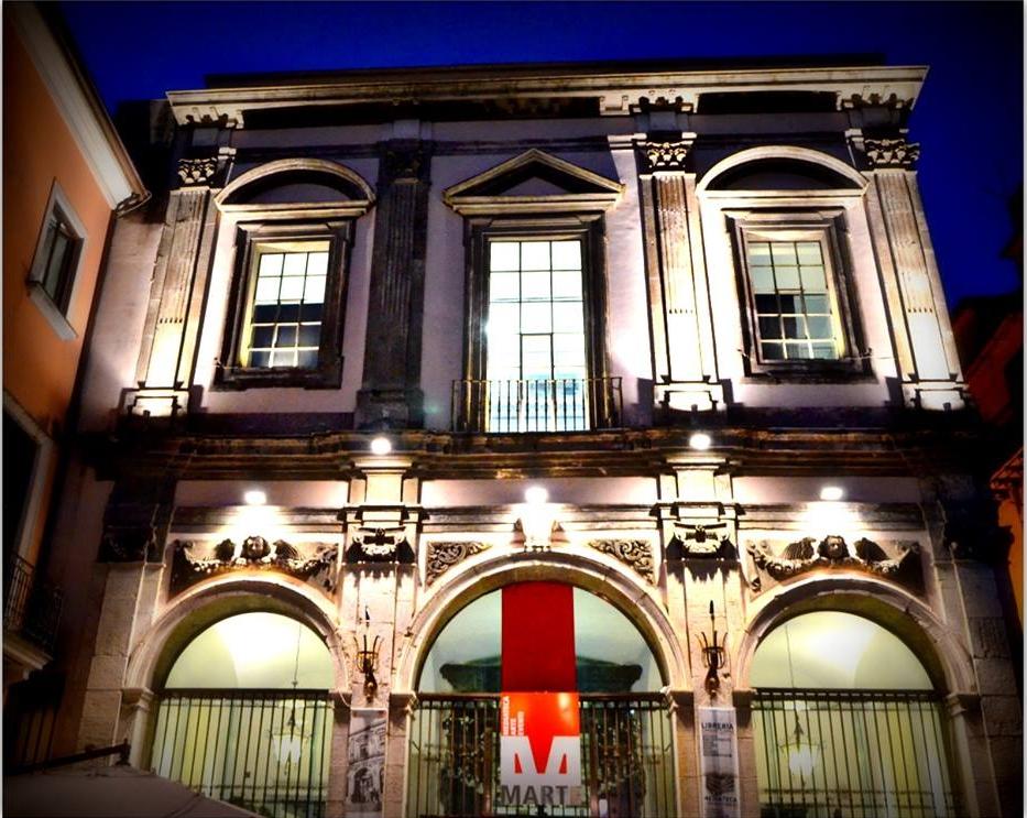 MARTE / Mediateca Arte Eventi