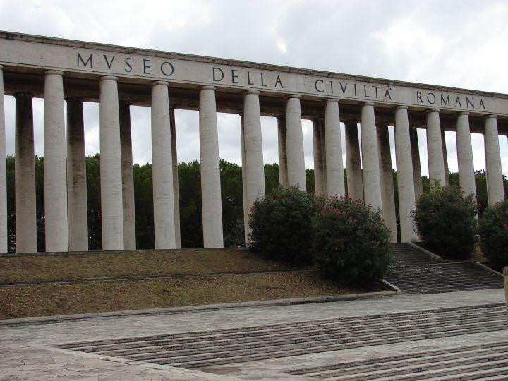 Museo della civiltà romana