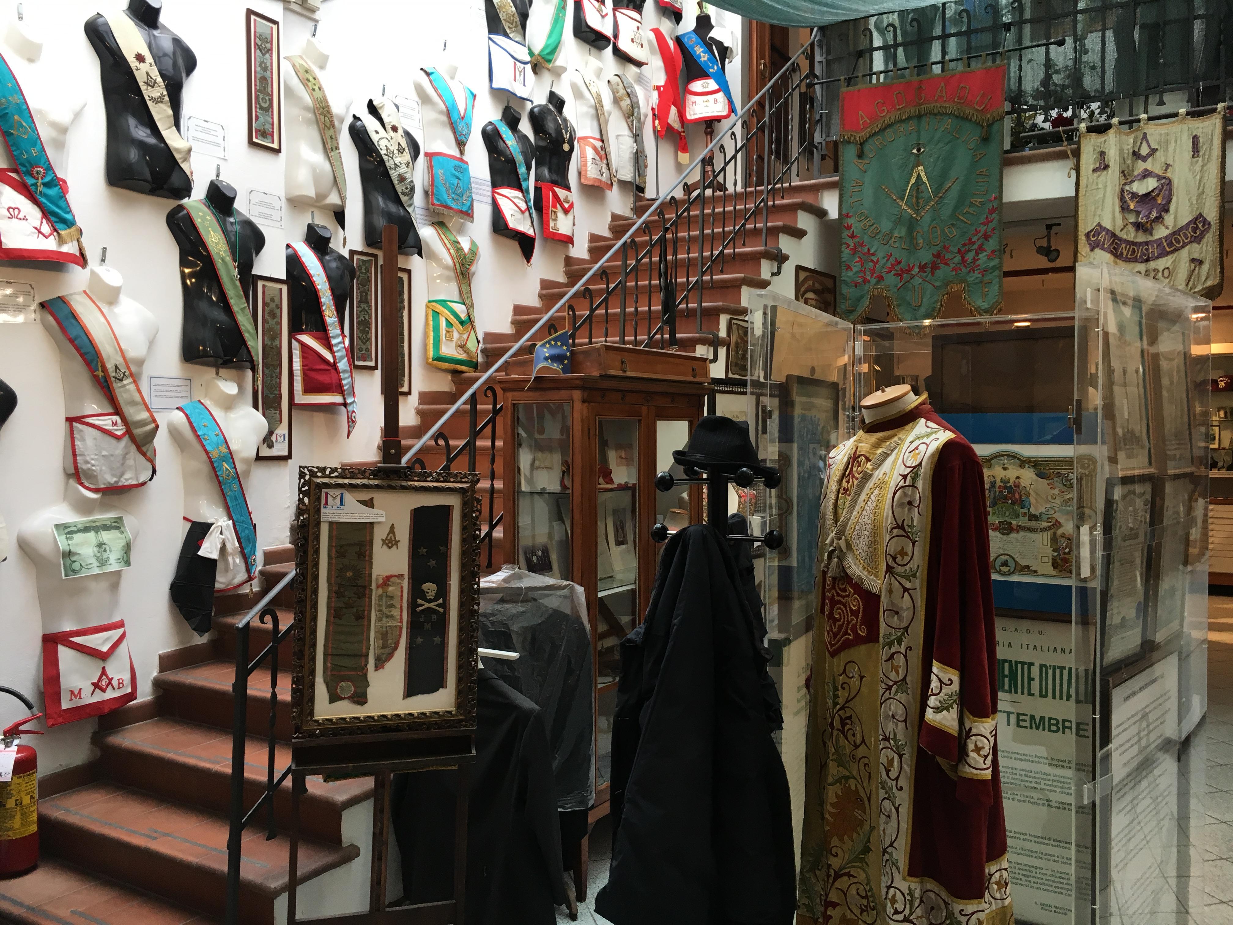 Museo di Simbologia Massonica-Musma