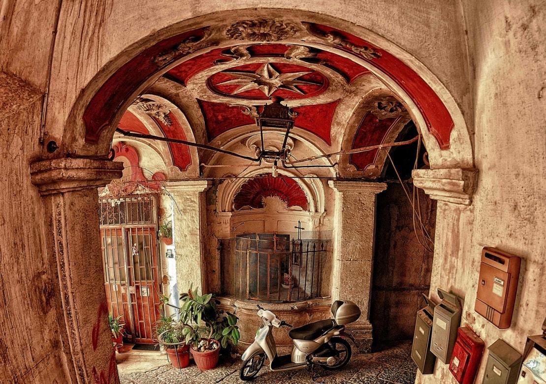 Centro storico di Salerno