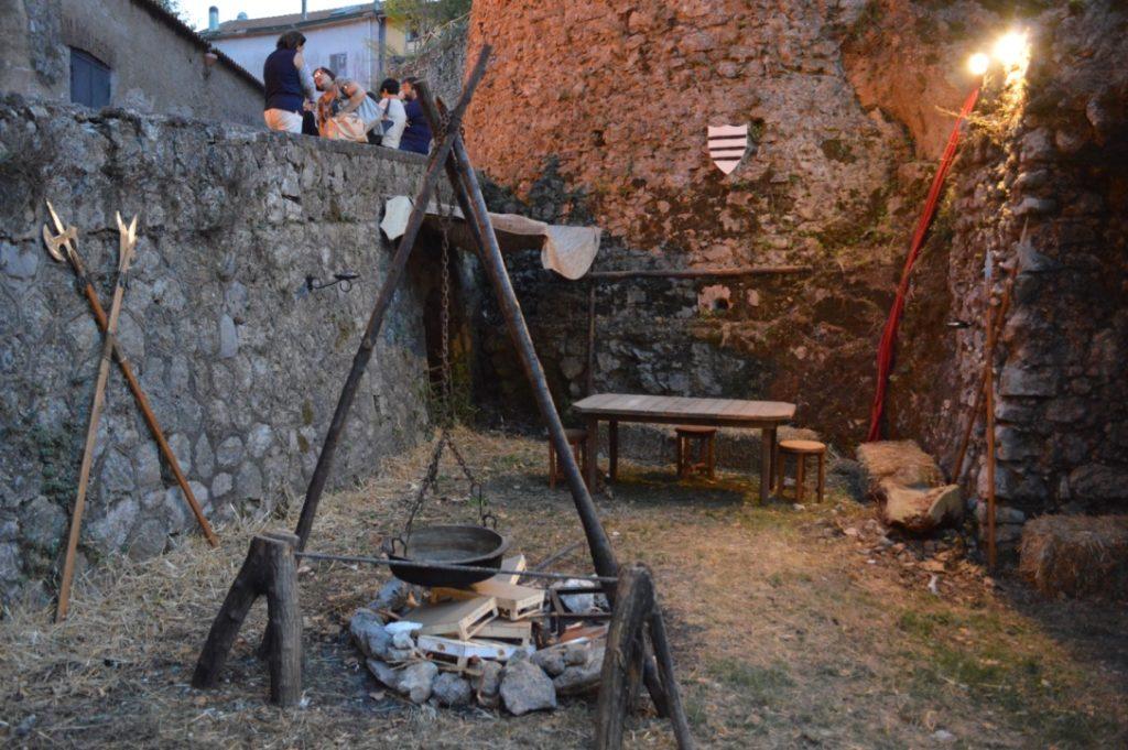 Il Borgo Medievale del Corpo di Cava de' Tirreni