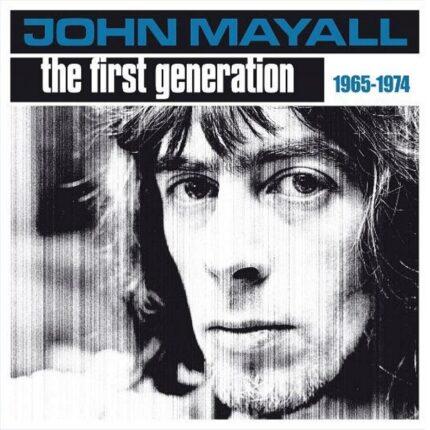 "John Mayall ""The First Generation 1965-1974"" foto"
