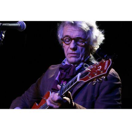 Piero Brega in concerto sabato 6 febbraio 2020 (foto di Cristina Canali) foto