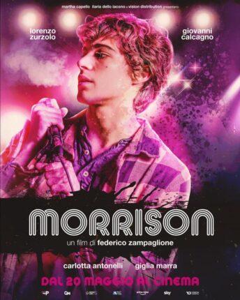 """Esce il nuovo film di Federico Zampaglione: """"Morrison"""""""