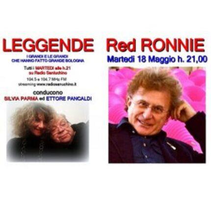 Red Ronnie protagonista della puntata #29 di Leggende foto