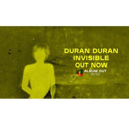 Il nuovo singolo dei Duran Duran è Invisible foto