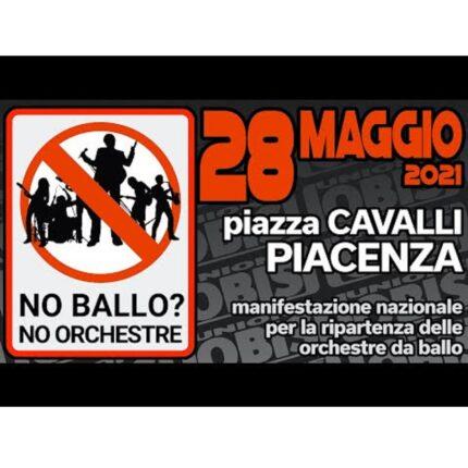 Manifestazione nazionale delle orchestre da ballo foto