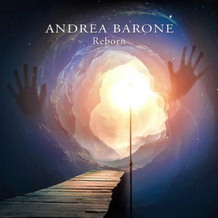 Andrea Barone Reborn è il primo album solista foto