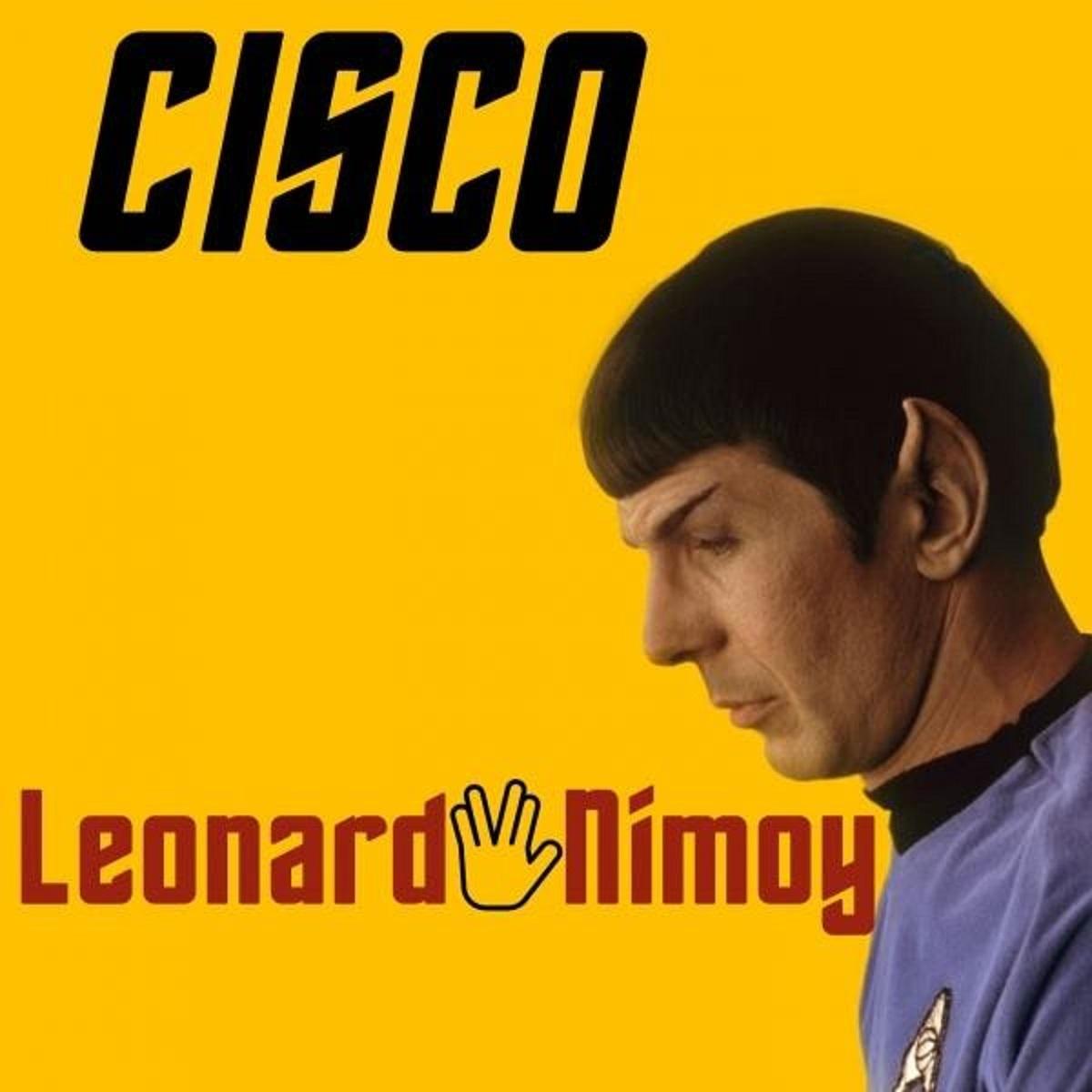 Cisco Leonard Nimoy parla alle nuove generazioni foto