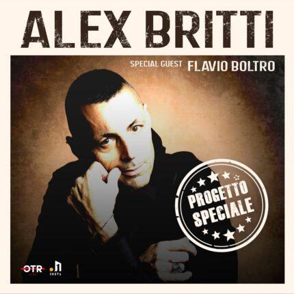 Alex Britti e Flavio Boltro a L'Aquila giovedì 5 agosto 2021 foto