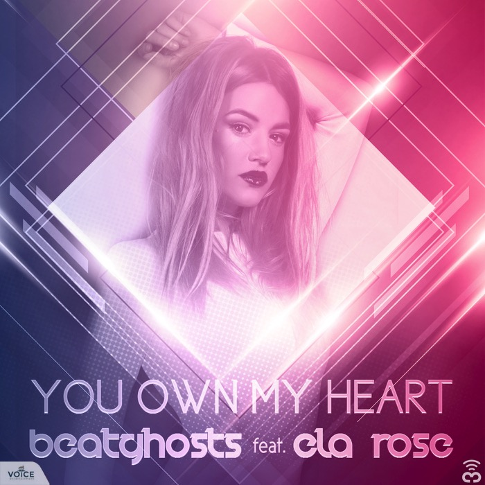 BeatGhosts feat. Ela Rose - You Own My Heart Official Single Cover