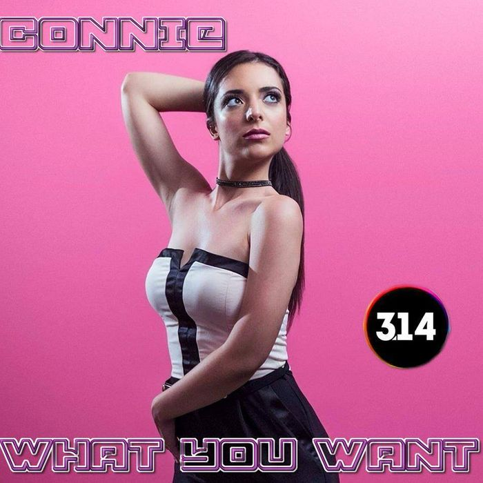Connie Fragkouli-What You Want-atwork