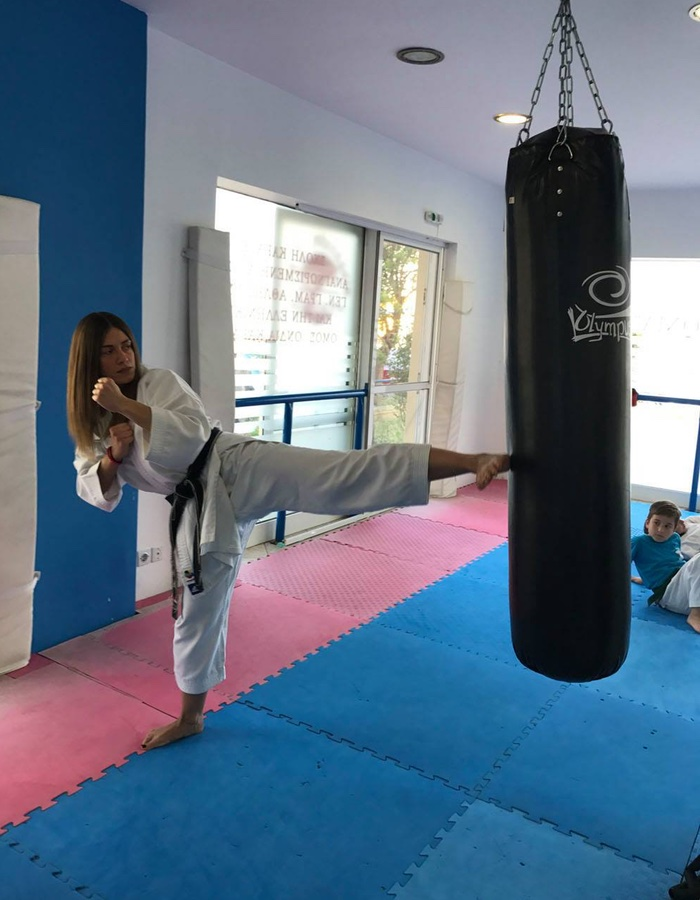Vivian Nikolaidi-Karate3