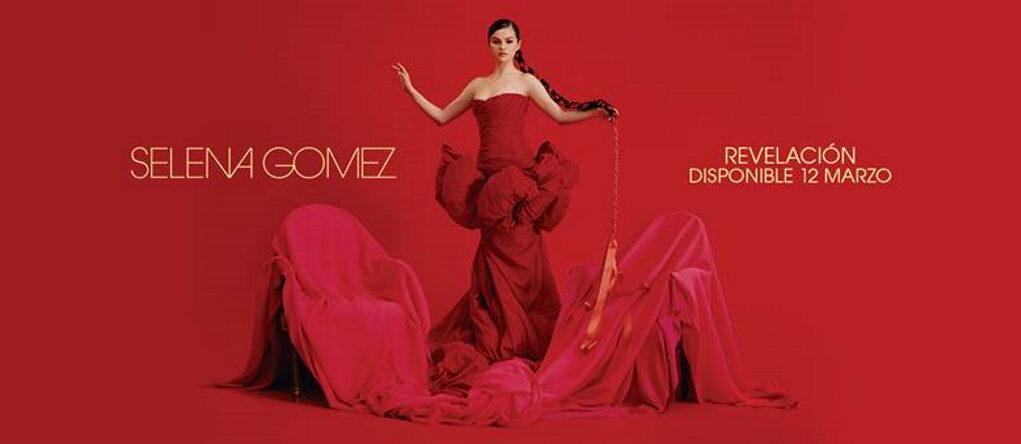 Selena gomez-Revelacion