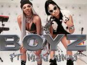 Jesy-Nelson-Nicki-Minaj