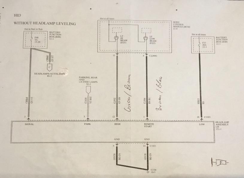 Suche: Fernscheinwerfer im EcoBoost-Grill - Seite 3 - Mustang 6 ...