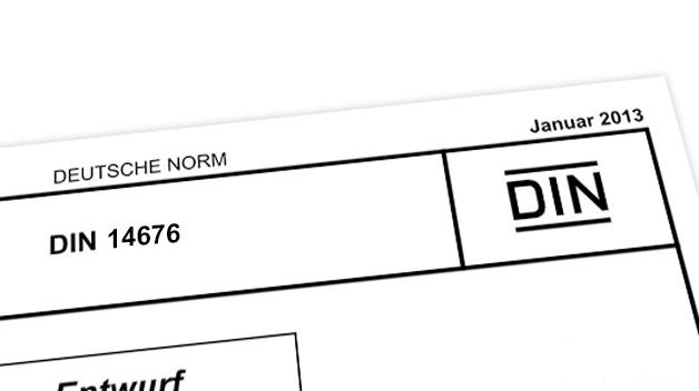 Die Anwender-Norm DIN 14676 regelt die Montage und Wartung von Rauchmeldern in Privatwohnungen.