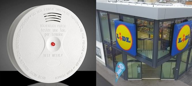 """Die Firma Uni-Elektra GmbH warnt vor der weiteren Verwendung des Artikels """"Rauchwarnmelder JB-S02"""" mit der IAN 113099 (obs/Uni-Elektra GmbH, obs/ZDF/Christoph Weber)"""