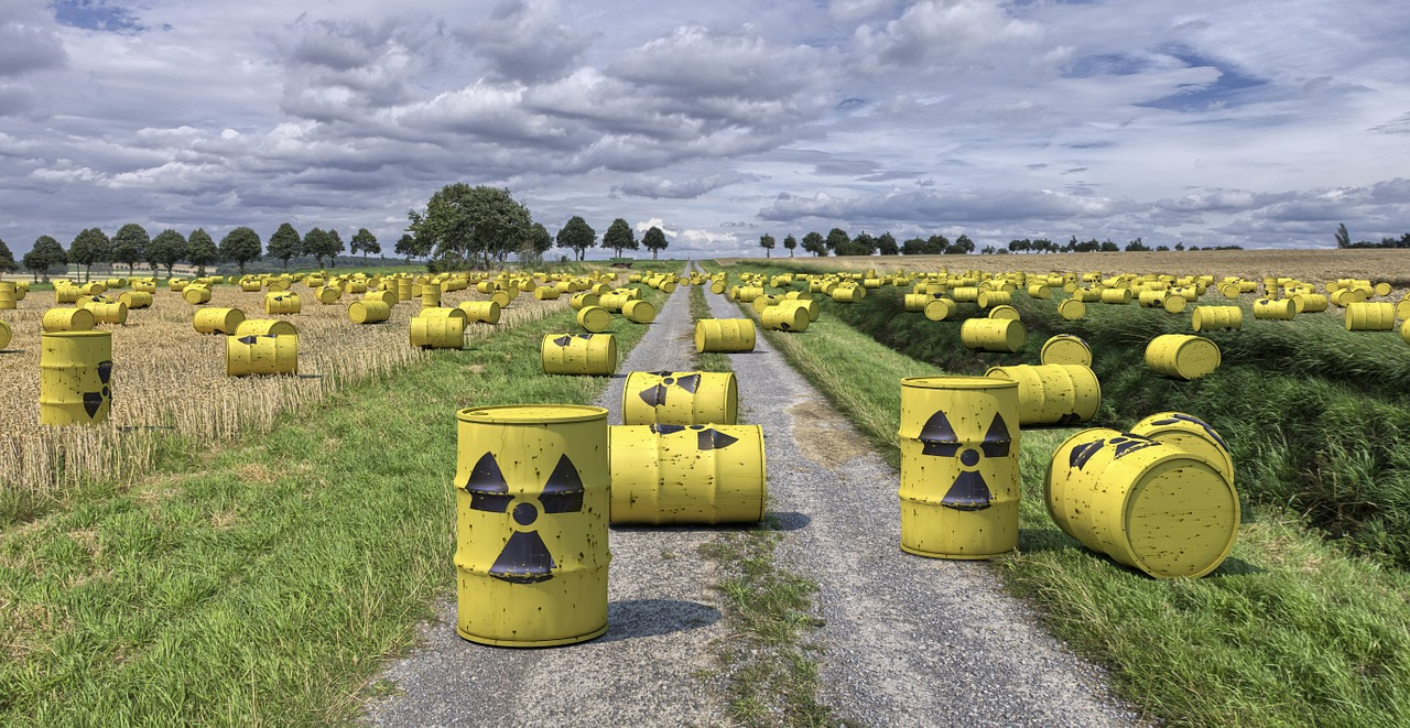 Ionisationsrauchmelder - Gefährlicher Abfall?