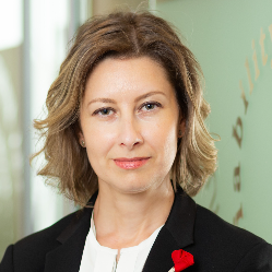 [Moderator] Angela Roșca