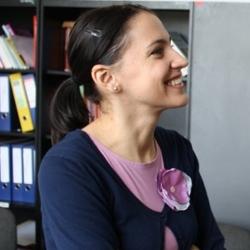 Lect. Univ. Dr. Alina  Duduciuc