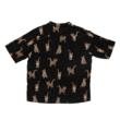 Kitties silk shirt