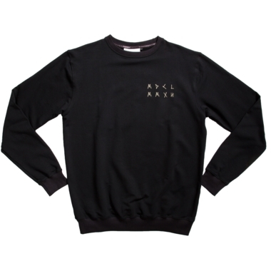 Devil crewneck black