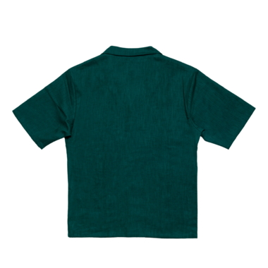 Bowling shirt green