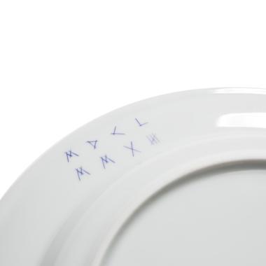 Ede Faecam porcelain plate