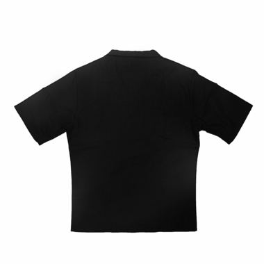 Bowling shirt black