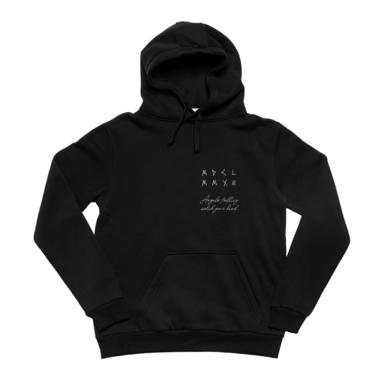 Falldown hoodie