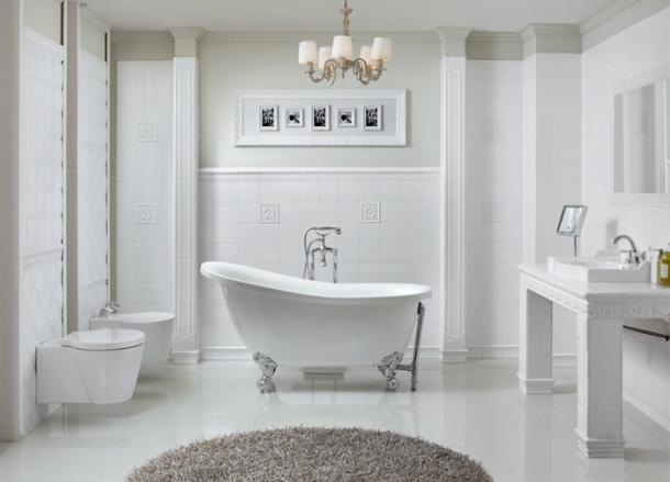 אמבטיה בסגנון עתיק