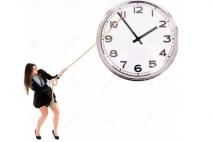 איך עוצרים את הזמן?