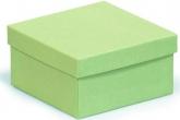 קופסא בצבע ירוק.