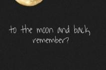 עד הירח ובחזרה, זוכר?