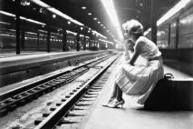 הרכבת של הבחורות