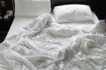 מקום במיטה