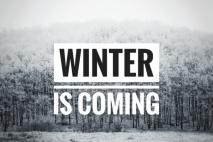 החורף מגיע