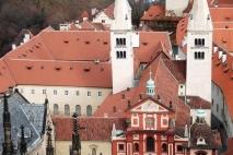 מצודת פראג | פראג אתרים מומלצים | פראג מקומות מומלצים | פראג אתרים מעניינים