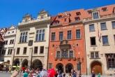 כיכר העיר העתיקה פראג אטרקציות | כיכר סטרומצקה פראג | כיכר השעון בפראג