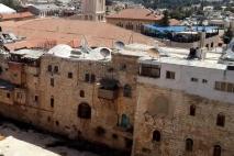 בריכת חזקיהו | בריכת המגדלים | בריכת המגדלים בירושלים