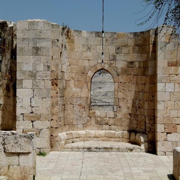 כנסיית סנטה מריה | כנסיית סנטה מריה ירושלים | כנסיית מרים של הגרמנים