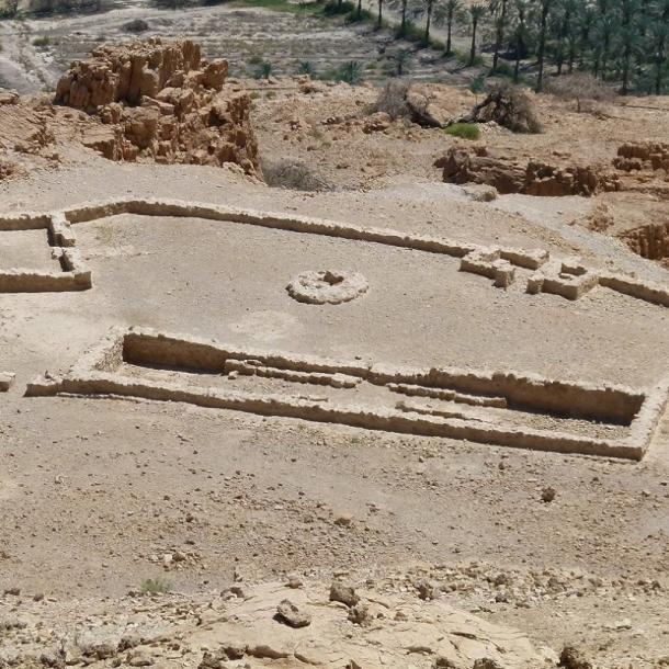 המקדש הכלקוליתי בעין גדי | המקדש בעין גדי | המקדש הכלקוליתי
