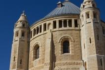 כנסיית דורמיציון ירושלים | כנסיית הדורמיציון | כנסיית הגיה ציון